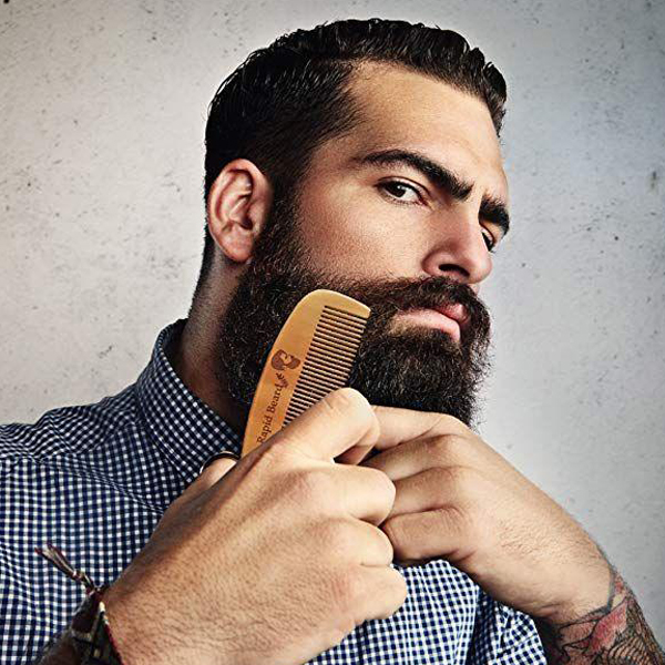 Расчёска для бороды: какая самая лучшая?