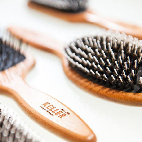 Выбор идеальной щетки для волос