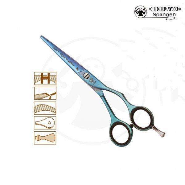 "Ножницы парикмахерские DOVO 244 5085 MASTER Class 5""  pic"