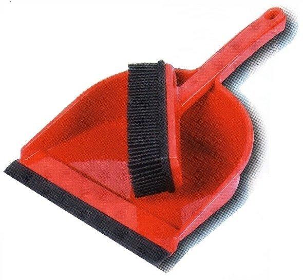 Резиновый веник с лопатой EXPRESS