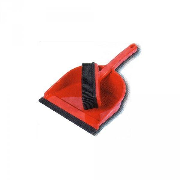 Резиновый веник с лопатой EXPRESS 1