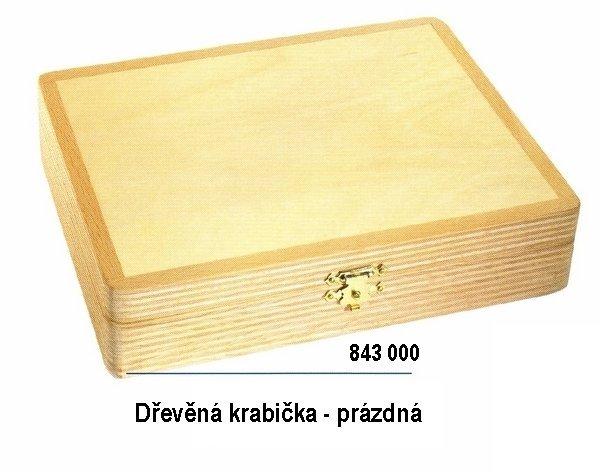 Деревянная коробка для бритв 843,000 1