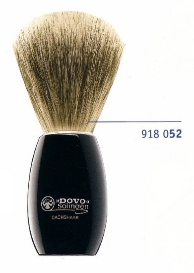 DOVO Solingen Кисточка для бритья 918 052 2