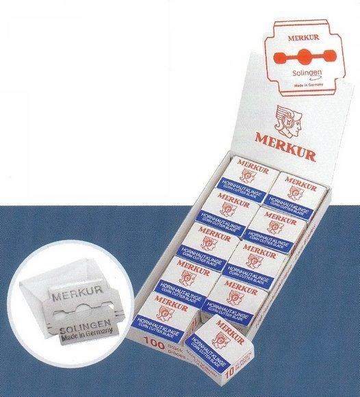 Бритвы для педикюра MERKUR Solingen 920 000