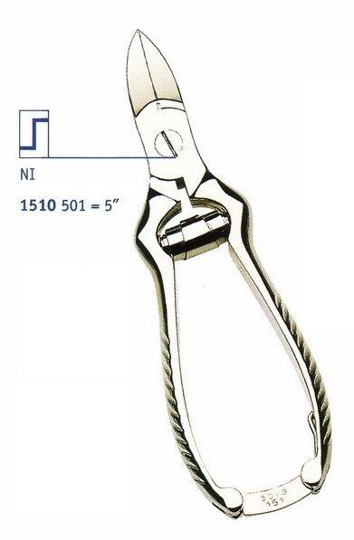 Плоскогубцы DOVO Solingen 1510501 - для ногтей 1