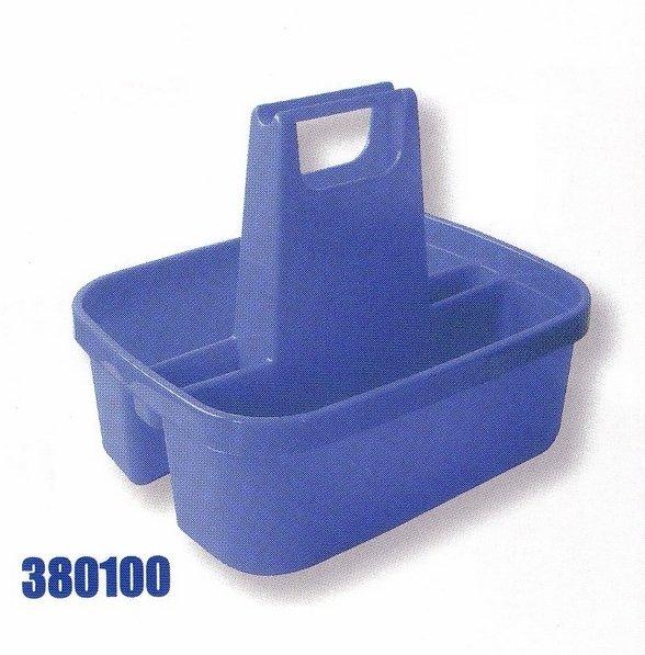 Пластиковый переносной ящик для инструментов