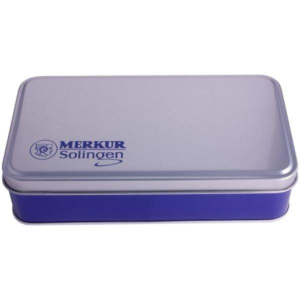 Бритва MERKUR Solingen 760 002 FUTUR - набор 3
