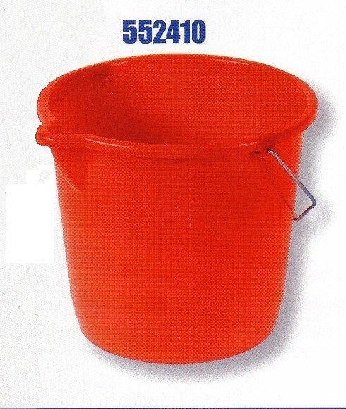 Ведро пластиковое RIVAL 552410 - 10 л с изливом