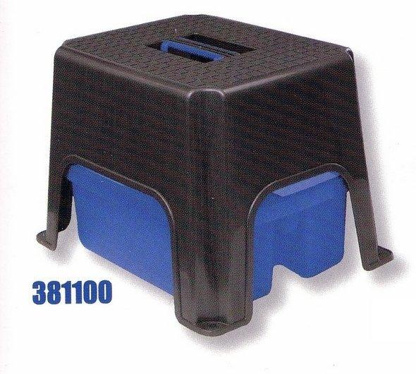 Универсальный стул с пластиковым ящиком для инструментов - в комплекте 1
