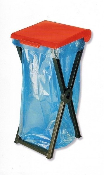 Складная пластиковая подставка RIVAL 560 000 для мешков для мусора 3