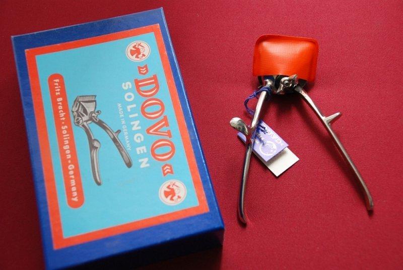 Механические ножницы DOVO Solingen 78-000