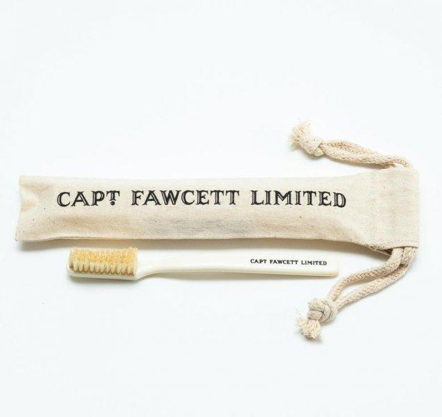 Зубная щетка Captain Fawcett 2