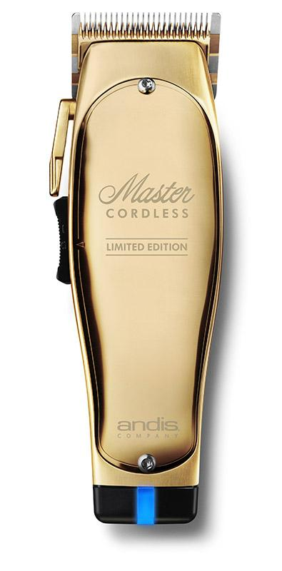 andis-master-cordless-li-ion-gold-limited-edition